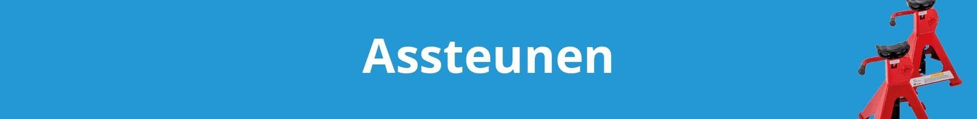 Assteunen