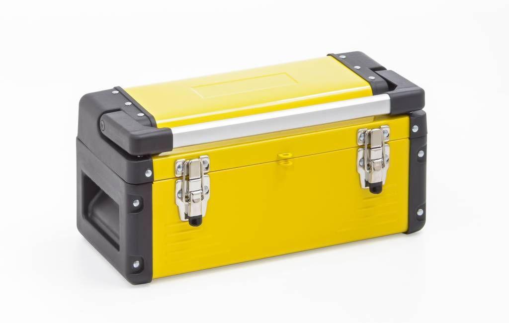 Afbeelding van Ragnor gereedschapskoffer geel GG10527 ( Retourmodel )