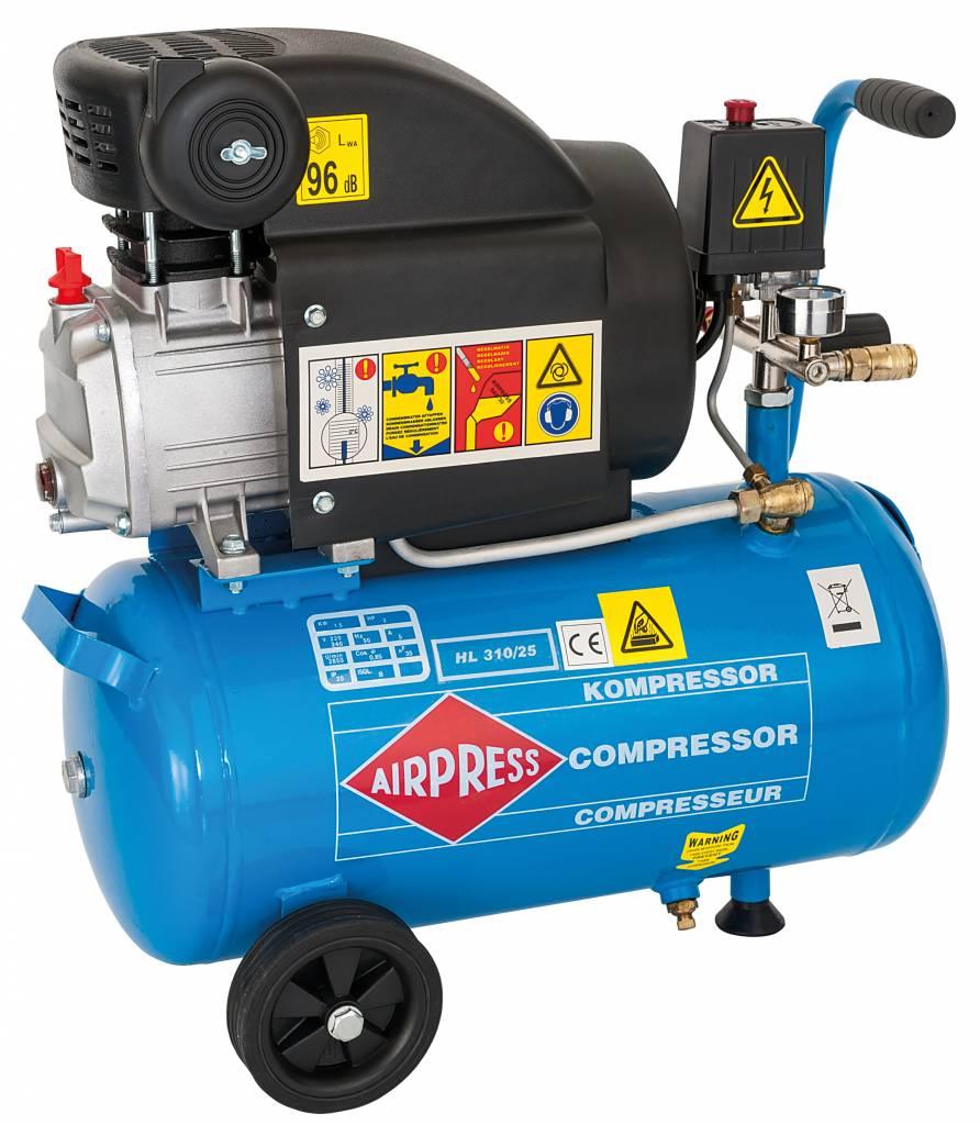 Afbeelding van Airpress compressor HL 310/25