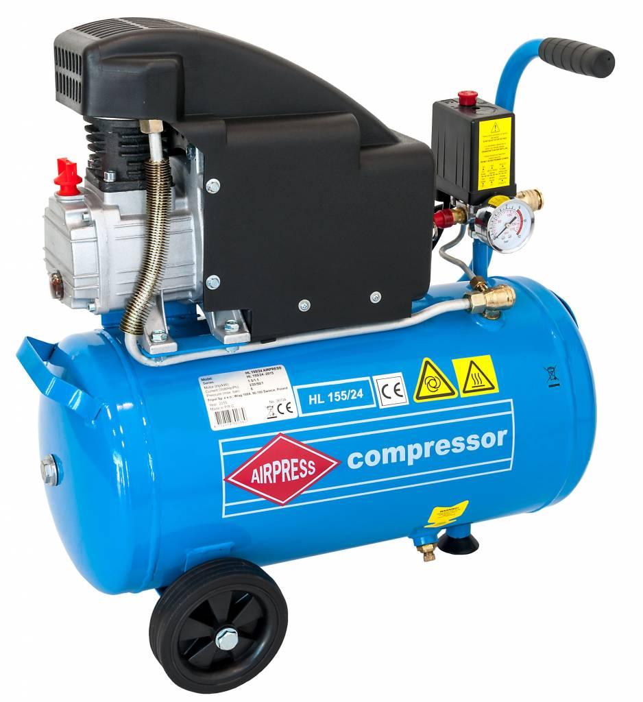 Afbeelding van Airpress compressor HL 155/24