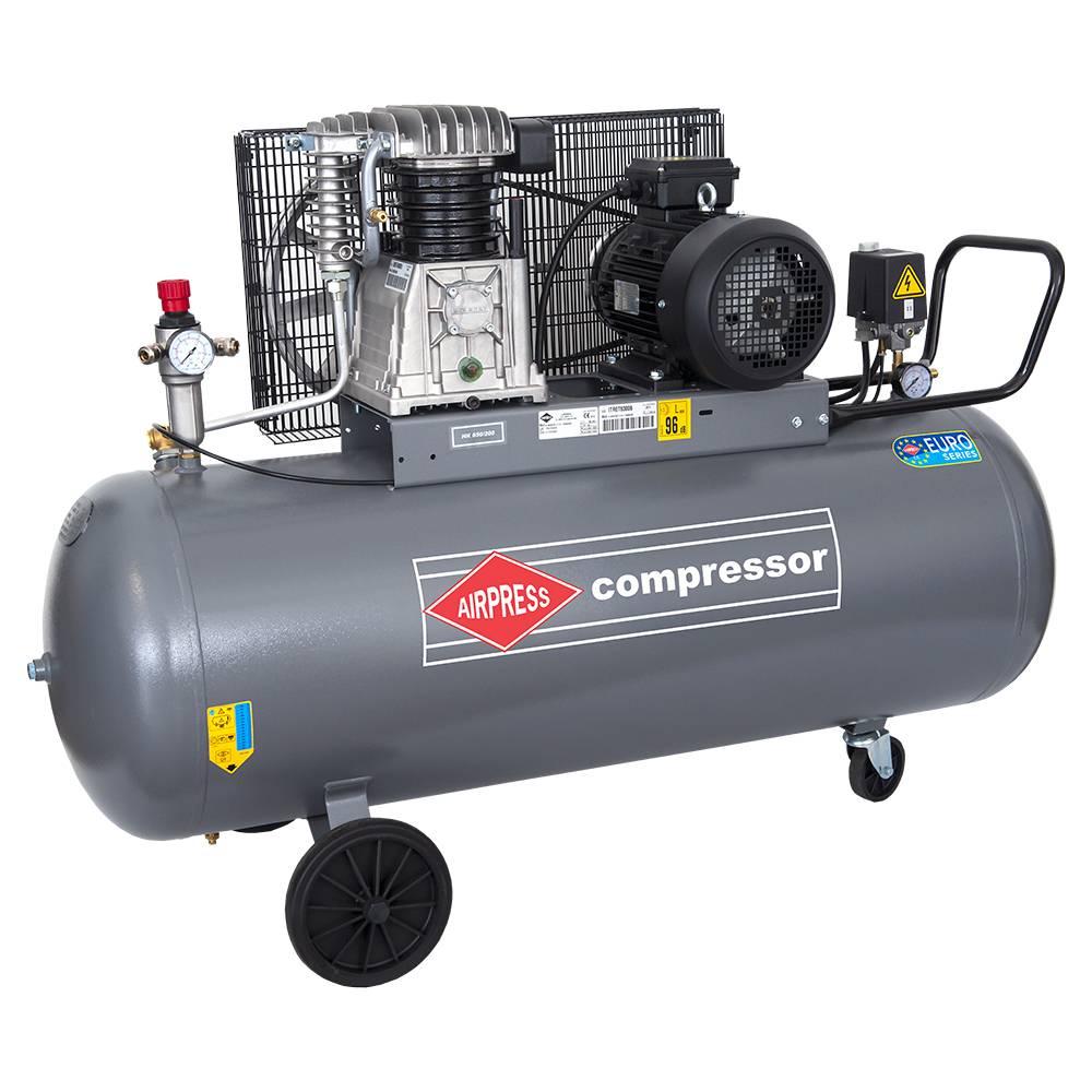 Afbeelding van Airpress compressor HK600/200