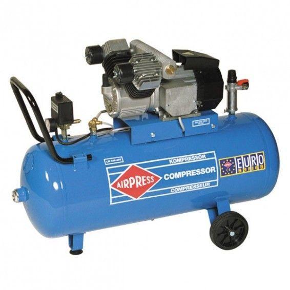 Afbeelding van Airpress compressor KM 100/350 230v