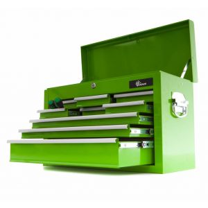 Ragnor gereedschapskist leeg 'Hela'groen