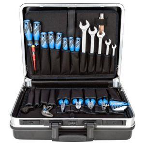Gedore basic-gereedschapsassortiment in koffer 74-delig gereedschapdeal prijstechnisch