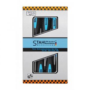 Stahlmayer Schroevendraaierset 8-delig Torx