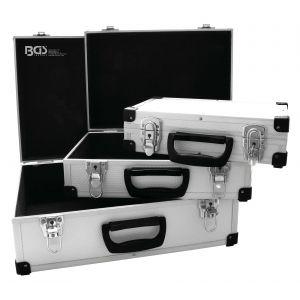 BGS gereedschapskofferset aluminium 3-delig