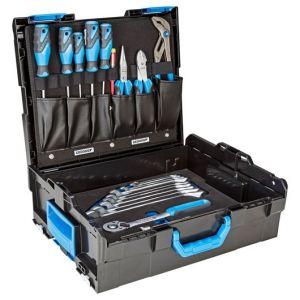Gedore gereedschapsassortiment starter in l-boxx 30-delig gereedschapdeal prijstechnisch