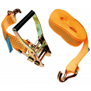 Spanband 8 meter - 5000kg 50mm gereedschapdeal prijstechnisch