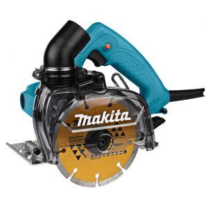 Makita 4100KB 125 mm diamantzaag droog 230V