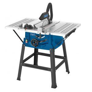 Scheppach tafelcirkelzaag HS100S gereedschapdeal prijstechnisch