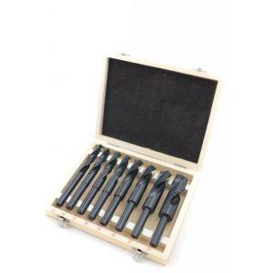 BGS Hss spiraalborenset 8-delig 13-25mm 13mm schacht
