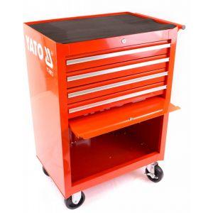 Yato gereedschapswagen met extra grote lade