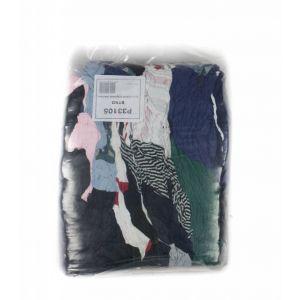 Euro bonte trikot doeken in een zak van 5 kg
