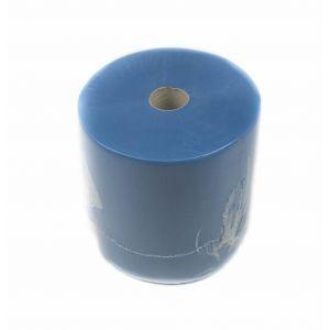 Euro industriepapier blauw 400 m x 37 cm