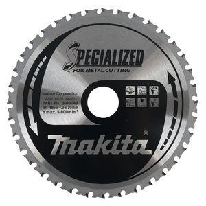 Makita SPECIALIZED METAAL handcirkelzaagblad 136/150/185 mm