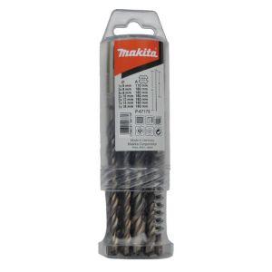Makita B-49080 12-delige SDS-PLUS V-PLUS betonborenset 6/8/10/12/14/16 mm
