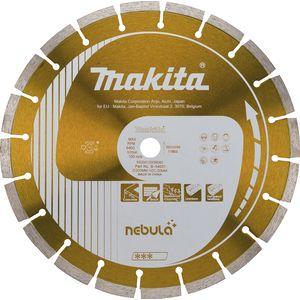 Makita NEBULA diamantschijf 125 / 150 / 180 / 230 / 300 / 350 / 400 mm 1 stuk