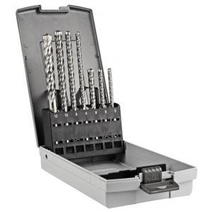 Makita B-59031 7-delige SDS-PLUS NEMESIS 2 betonborenset 5/6/8/10/12 mm