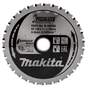 Makita STANDAARD handcirkelzaagblad 165/185/210/235 mm