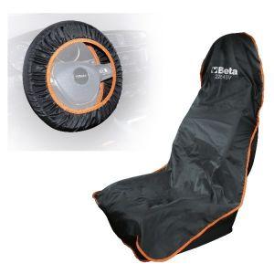 Beta herbruikbare stoel en stuur beschermhoes