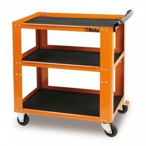 Beta werkplaatstrolley oranje