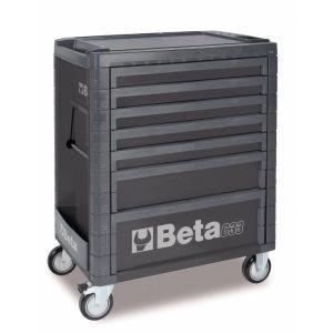 Beta gereedschapswagen C33 grijs met 7 laden