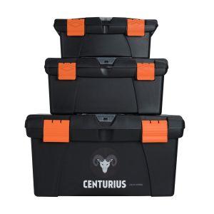 centurius gereedschapskofferset 3 delig