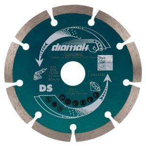 Makita DIAMAK DS diamantschijf 125 / 230 mm 1 stuk