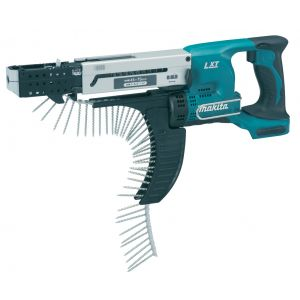 Makita DFR750ZK 18V accu schroefautomaat body in koffer