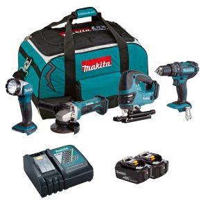 Makita DLX4051 combiset gereedschapdeal prijstechnisch