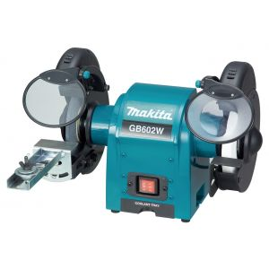 Makita GB602W 150 mm werkbankslijper 230V