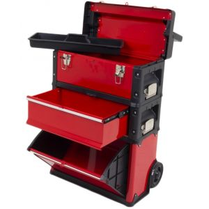 Ragnor gereedschapstrolley rood FX10505 gereedschapdeal prijstechnisch