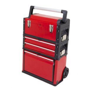 Ragnor gereedschapstrolley rood FX10503 gereedschapdeal prijstechnisch