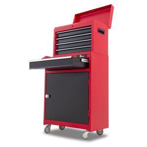 Ragnor gereedschapswagen set hobby rood gereedschapdeal prijstechnisch