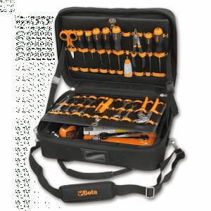 Beta gevulde gereedschapstas 48-delig gereedschapdeal prijstechnisch