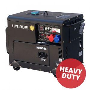 Hyundai Diesel generator HHDD85