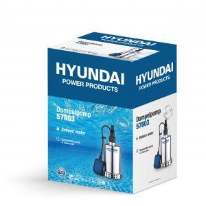 Hyundai dompelpomp 550W INOX