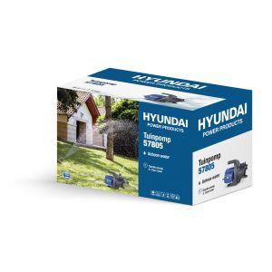 Hyundai tuinwaterpomp 600W