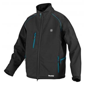 Makita verwarmde jas zwart L CJ105DZ