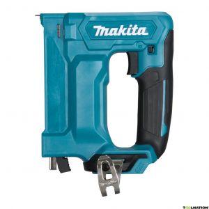 Makita ST113DZJ 12V accu nietmachine body in Mbox