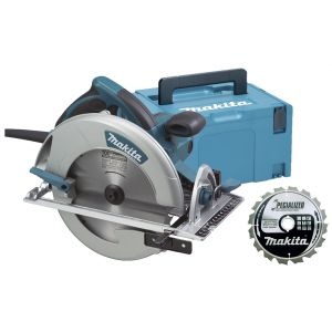 Makita 5008MGJX 210 mm cirkelzaag in Mbox 230V