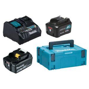 Makita 199026-8 powerpack CXT 12 V Max / LXT 18 V 1x 4.0 Ah + 1x 5.0 Ah in Mbox