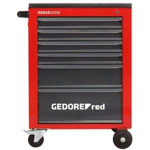 Gedore red gereedschapswagen mechanic 6-laden prijstechnisch gereedschapdeal