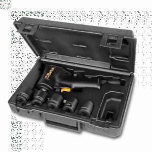 """Beta slagmoersleutel 1/2"""" opname 770 Nm met 5 slagdoppen gereedschapdeal prijstechnisch"""