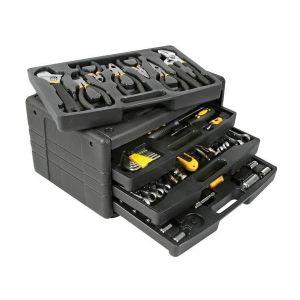 Gereedschapskist 99-delig gereedschapdeal prijstechnisch 3 laden sets