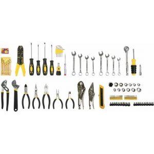 Toolland tool kit 99-delige gereedschapskoffer