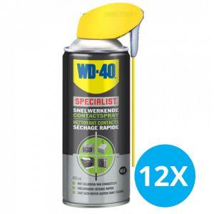 WD-40 Specialist contactspray - 12 stuks