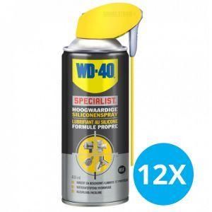 WD-40 Specialist siliconenspray - 12 stuks