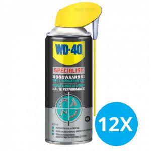 WD-40 Specialist wit lithiumspuitvet - 12 stuks