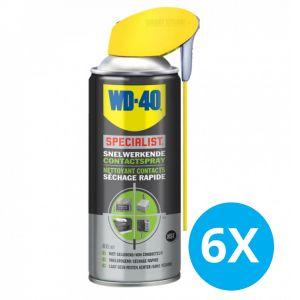 WD-40 Specialist contactspray 400 ml - 6 stuks